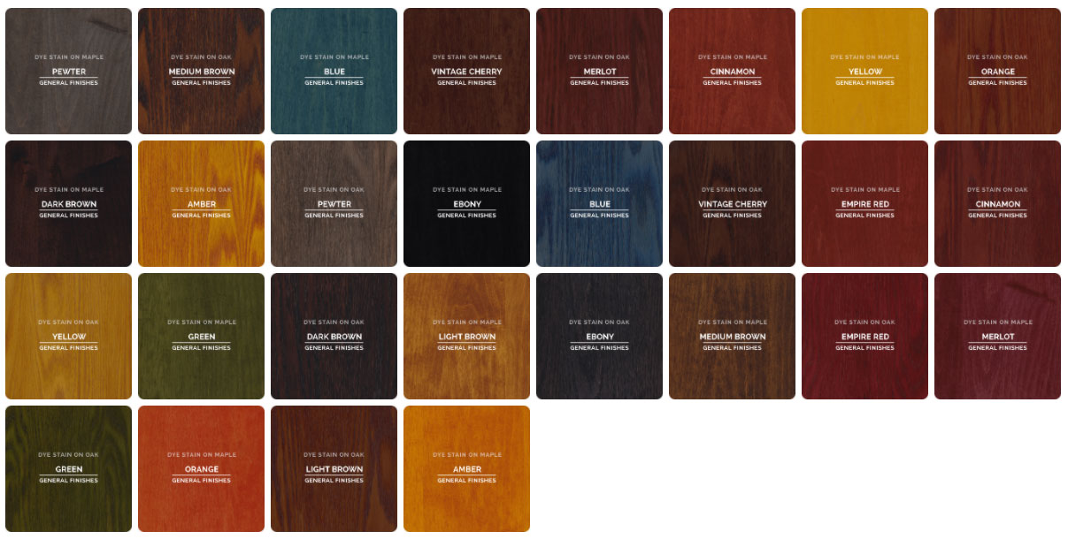 AudioRax Stain Samples