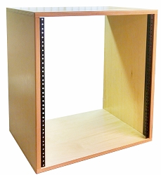 12 Space (12U) | Baltic Birch 13-Ply Studio Equipment Rack