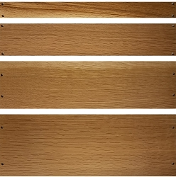AudioRax | Solid Wood Rack Panel