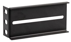 Penn Elcom R1209 Bracket for Rack Mounting Drawer Slides | 1 Space (1U)